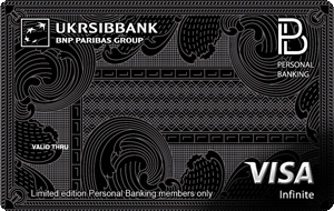 Visa Infinite Black